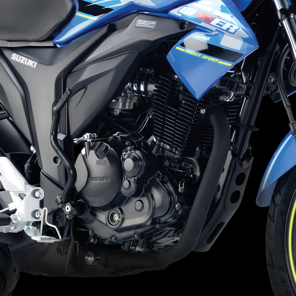 Motor monocilíndrico, 4 tiempos, 155 cc
