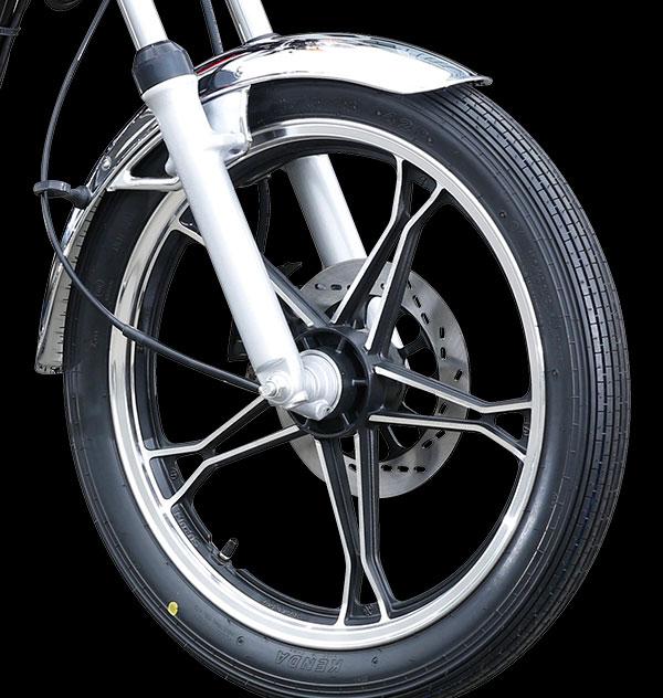 Rines de aleación de aluminio
