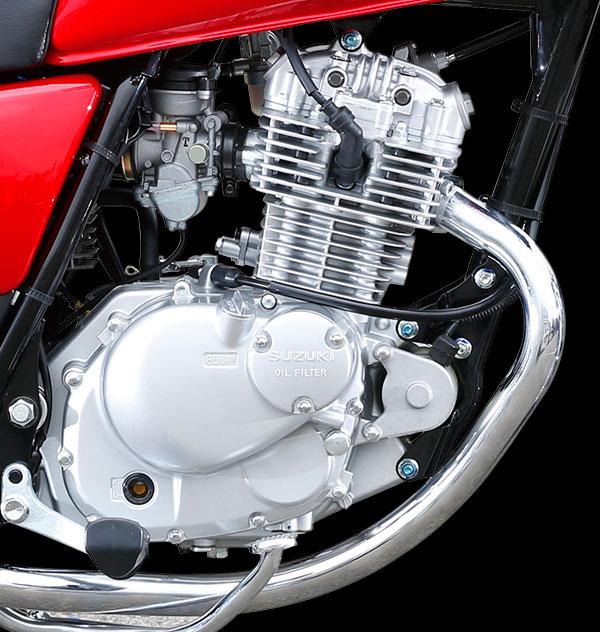 Motor de 4 tiempos y 1 cilindro