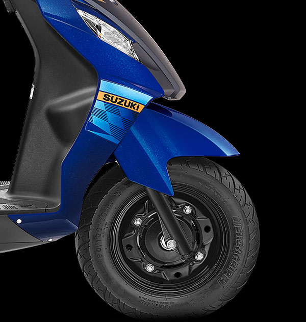 Estampado lateral Suzuki