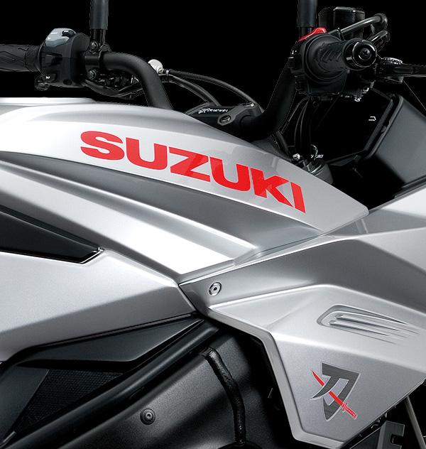 Estampado Suzuki y Katana