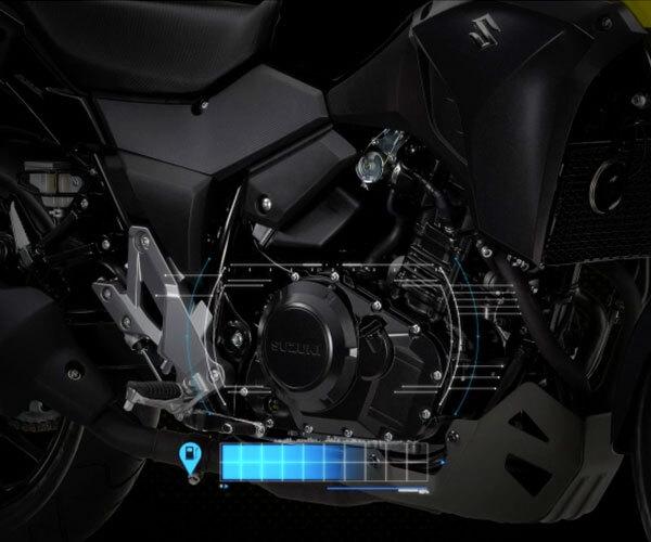 El motor diseñado para aventuras más grandes