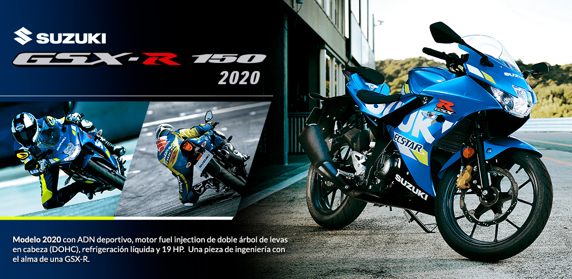 GSX-R150 2020