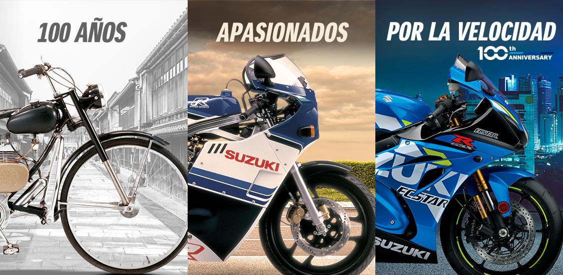 100 años Suzuki