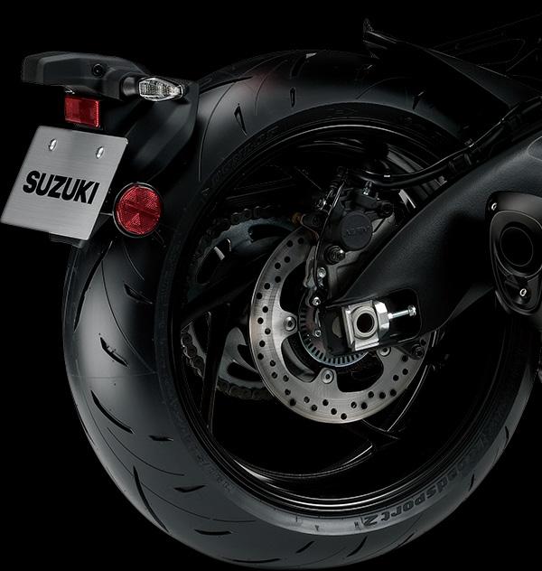 Neumático Dunlop diseñado para Katana