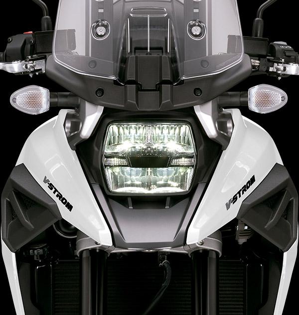 Faro con tecnología LED