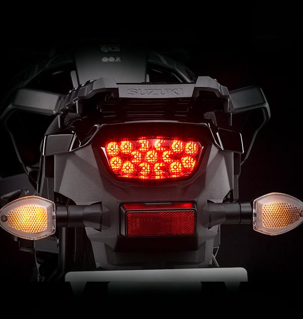 Stop con tecnología LED