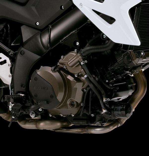 Motor V-Twin 90º de 4 tiempos