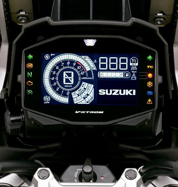 Panel de instrumentos LCD