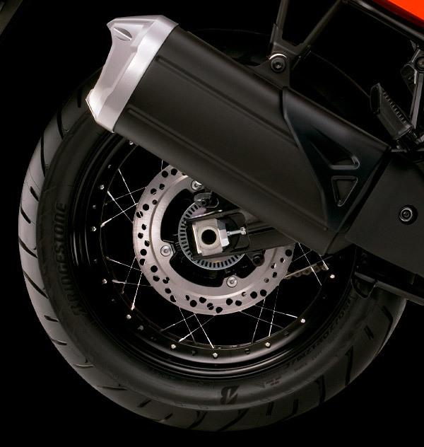 Neumáticos BRIDGESTONE Battlax Adventure A41