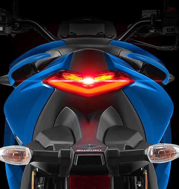 Luz stop con tecnología LED