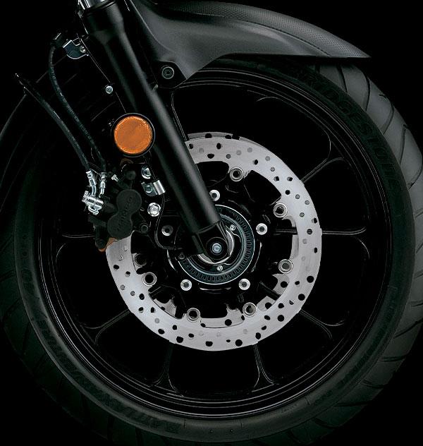 Frenos con sistema ABS