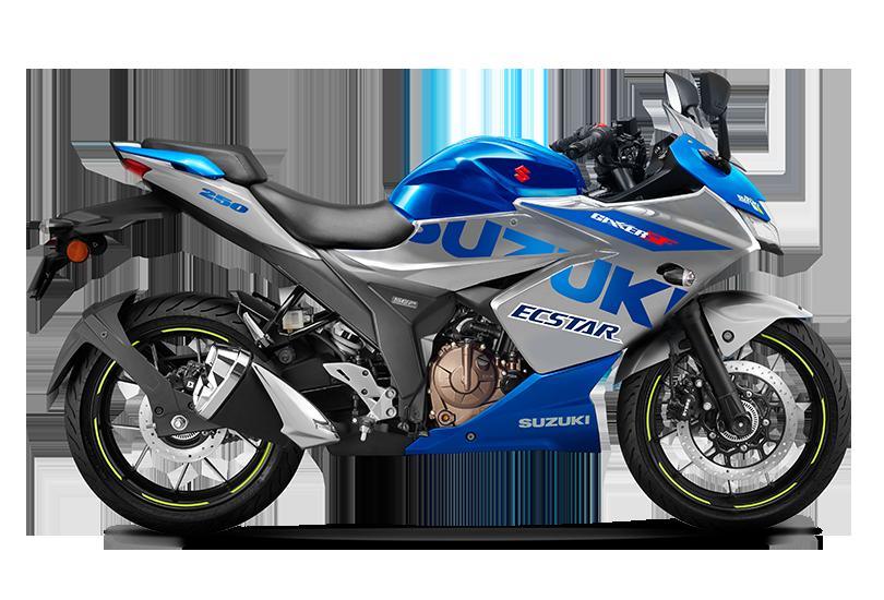 GIXXER SF 250 MOTO GP ANIVERSARIO