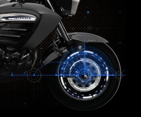 Una gran moto requiere gran seguridad